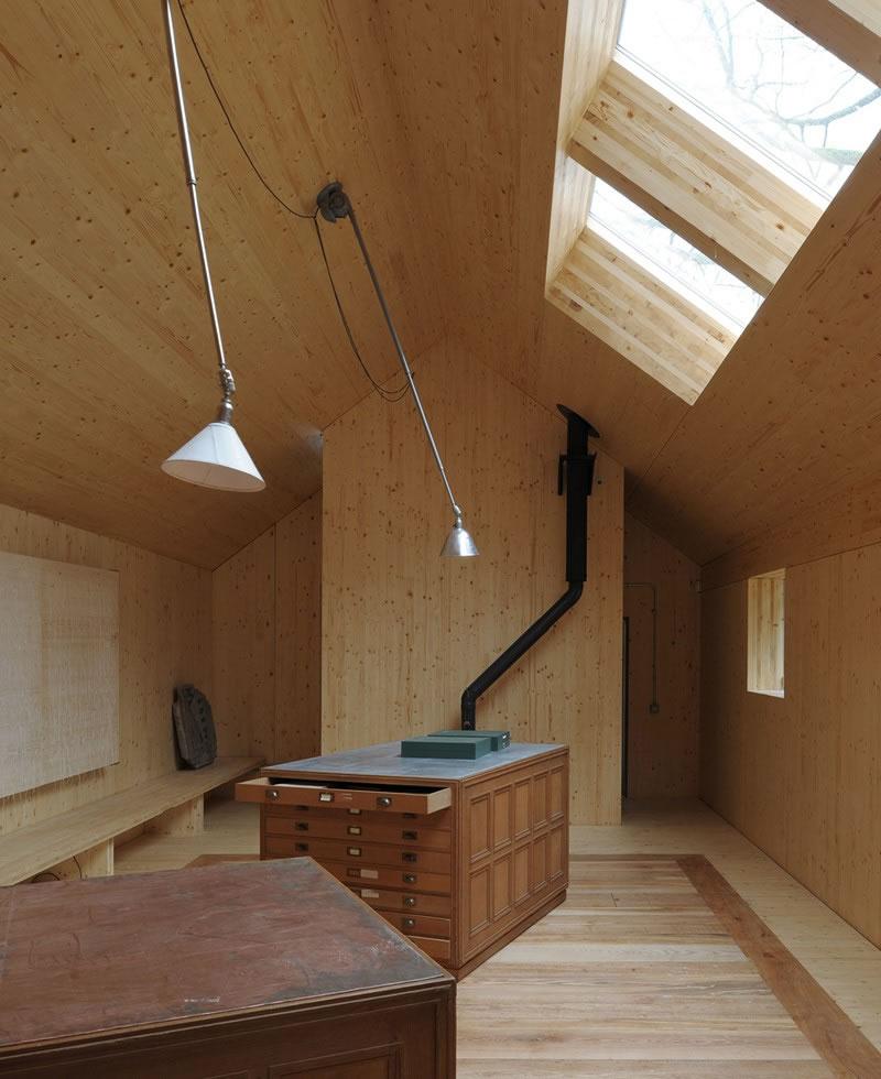 Hugh Strange Architects Architecture Archive